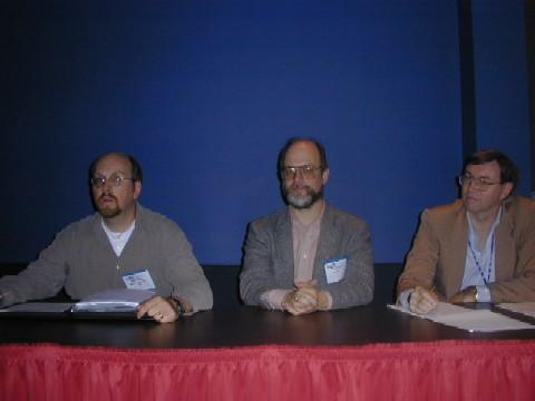 Jason Kuehn, Bengt Mutén, Roger Baugher